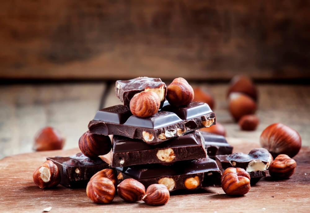 Chocolate Makhana Recipe - Nummy